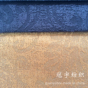 Embossed Corduroy Compound Fabric for Decoration pictures & photos