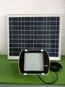 2015 All in One LED Flood Light/Solar Billboard Light 40W pictures & photos