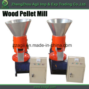 Factory Operation Wood Pellet Manufacturing Equipment Wood Pellet Press pictures & photos