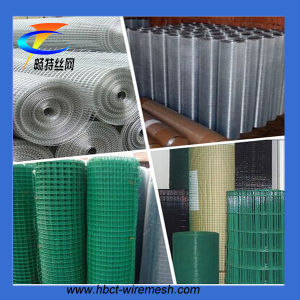 PVC Coated Welded Wire Mesh /Hot-Dipped Galvanizd Welded Wire Mesh pictures & photos