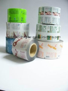 Auto Packaging Film Rolls for Automatic Machine pictures & photos