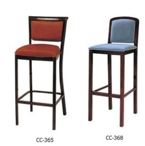 New Style Black Restaurant Hotel Outdoor for Bar Stools pictures & photos