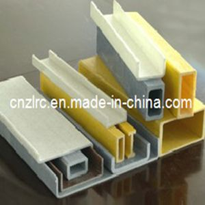 High Quality Factory FRP Pultrusion Profiles Zlrc pictures & photos