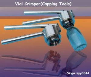 Hand Crimper, for Use with 20mm Crimp Seals, 10ml Vials pictures & photos