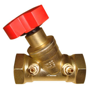 Brass Balance Valve pictures & photos