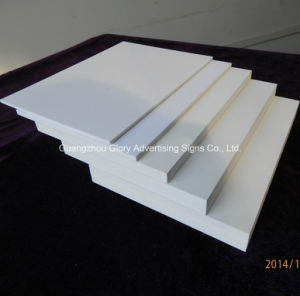 Black and White Plastic PVC Sheet and PVC Board pictures & photos
