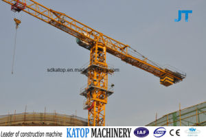 Qtz80 Series Topless 6t Load Tower Crane PT5610 Export pictures & photos