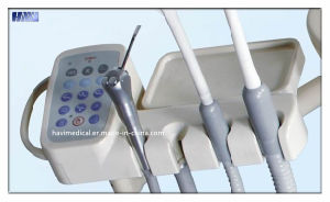 High Quality Dental Unit with LED Dental Light pictures & photos