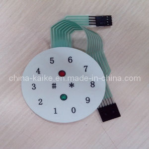 USB Membrane Switch with LEDs pictures & photos