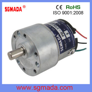 DC Gear Motor (PM-37) pictures & photos