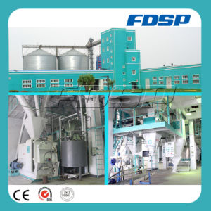 China Popular Agro Processing Equipment Agro Feed Pellet Production Line pictures & photos