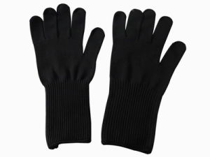 10g Black Polyester Glove pictures & photos