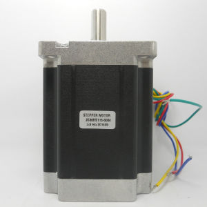 NEMA34 Hybrid Stepper Motor with High Torque 115 Body Length pictures & photos
