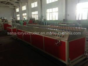China PVC Production Line for Plastic Window and Door Profile pictures & photos