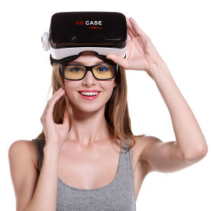 Factory Price Vr Box with High Quality 3D Glasses pictures & photos