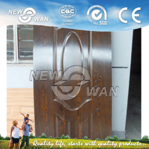 The Best Quality for Melamine Paper Faced MDF Door Skin pictures & photos