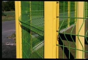 Welded Wire Fence in PVC pictures & photos