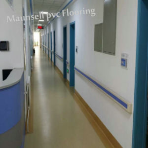 PVC / Vinyl Medical and Hospital Floorin Mats pictures & photos