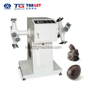 Automatic Hollow Chocolate Spinner with Best Price pictures & photos