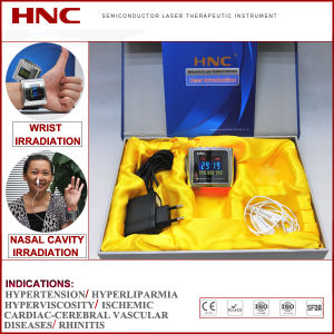 Medial Laser Acupuncture Therapy Machine for The High Blood Pressure (HY30-D) pictures & photos
