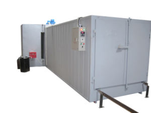 Oil Diesel Fuel Powder Coating Oven (COLO-5322) pictures & photos