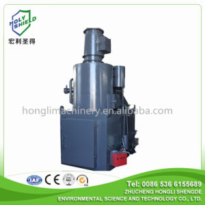 China Factory Living Garbage Incinerator for Waste pictures & photos