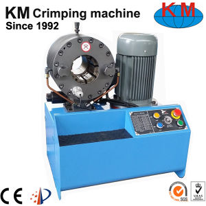 1.5 Inch Hose Crimping Machine for Hydraulic Workshop (KM-91Z) pictures & photos