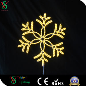 Christmas Snowflake/Xmas Snowflake, Christmas Tree Decoration, LED Holiday Light pictures & photos