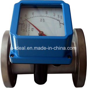 Air Flow Meter-Rotameter-Armored Metal Tube Flowmeter pictures & photos