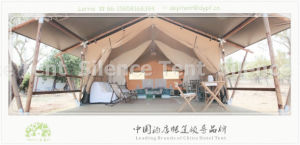 ′a′′ Shape Camping Luxury Hotel Tent pictures & photos