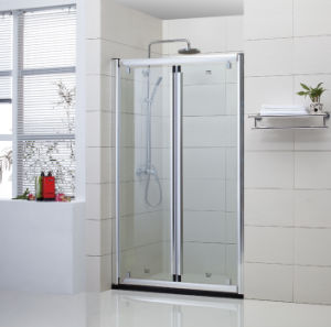 Framed Hinge Shower Door (YLP-003)