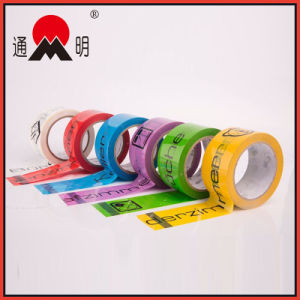 Pressure Sensitive Printable Colored BOPP Packing Tape pictures & photos