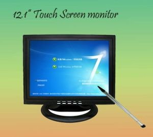 "12"" POS LCD Monitor with Touch Screen pictures & photos"