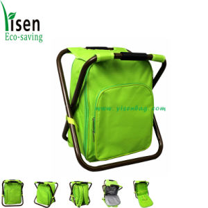 Promotional Folding Chair Fishing Shoulder Cooler Bag (YSCB00-0180) pictures & photos
