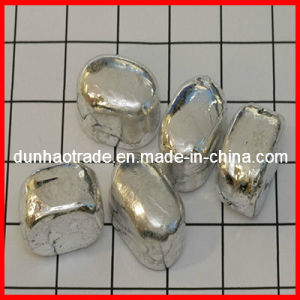 Hot 2014 Metal Minerals Tin Ingot 99.9%