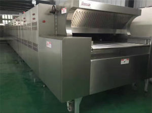 Baking Cookies Pita Bread Tunnel Oven Used in Factory pictures & photos