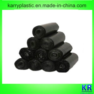 HDPE/LDPE Plastic Sack, Garbage Bag, Trash Bags pictures & photos