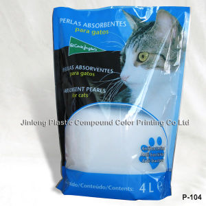 Zipper Valve Coffee Packaging Bag pictures & photos