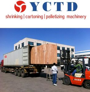 High Speed PE Film Wrapping Shrink Machine (YCTD) pictures & photos