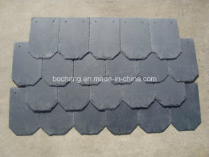 Black /Grey Roofing Slate for Roof Tiles pictures & photos