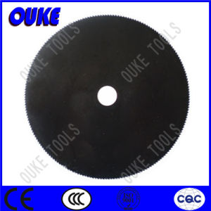 M35 HSS Circular Saw Blade for Cutting Rubber pictures & photos