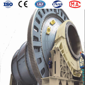 Dry & Wet Process Gold Ore Grinding Ball Mill pictures & photos