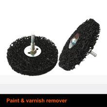Clean & Strip Wheel with Shaft