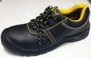 PU Sole Industry Safety Shoe Dh65 pictures & photos