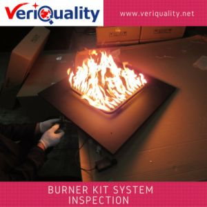 Burner Kit System Quality Control Inspection Service at Dongguan, Guangdong pictures & photos