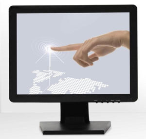 """15"""" LCD Capacitive Touch Screen Monitor with CE RoHS FCC pictures & photos"""