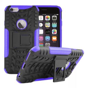 Plastic Hybird Armor Mobile Cell Phone Cover for iPhone 6 pictures & photos