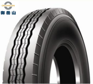 215/75r17.5 Unique Tread Pattern Designed Tyre, Radial Truck and Bus Tire,