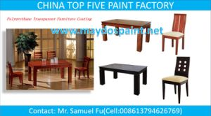 China Top Five Paint Factory-Maydos Two Pack Polyurethane Base Furniture Wood Varnish pictures & photos