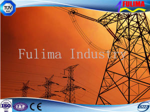 Hot-DIP Galvanized Self-Supporting Steel Telecom Tower (FLM-ST-025) pictures & photos